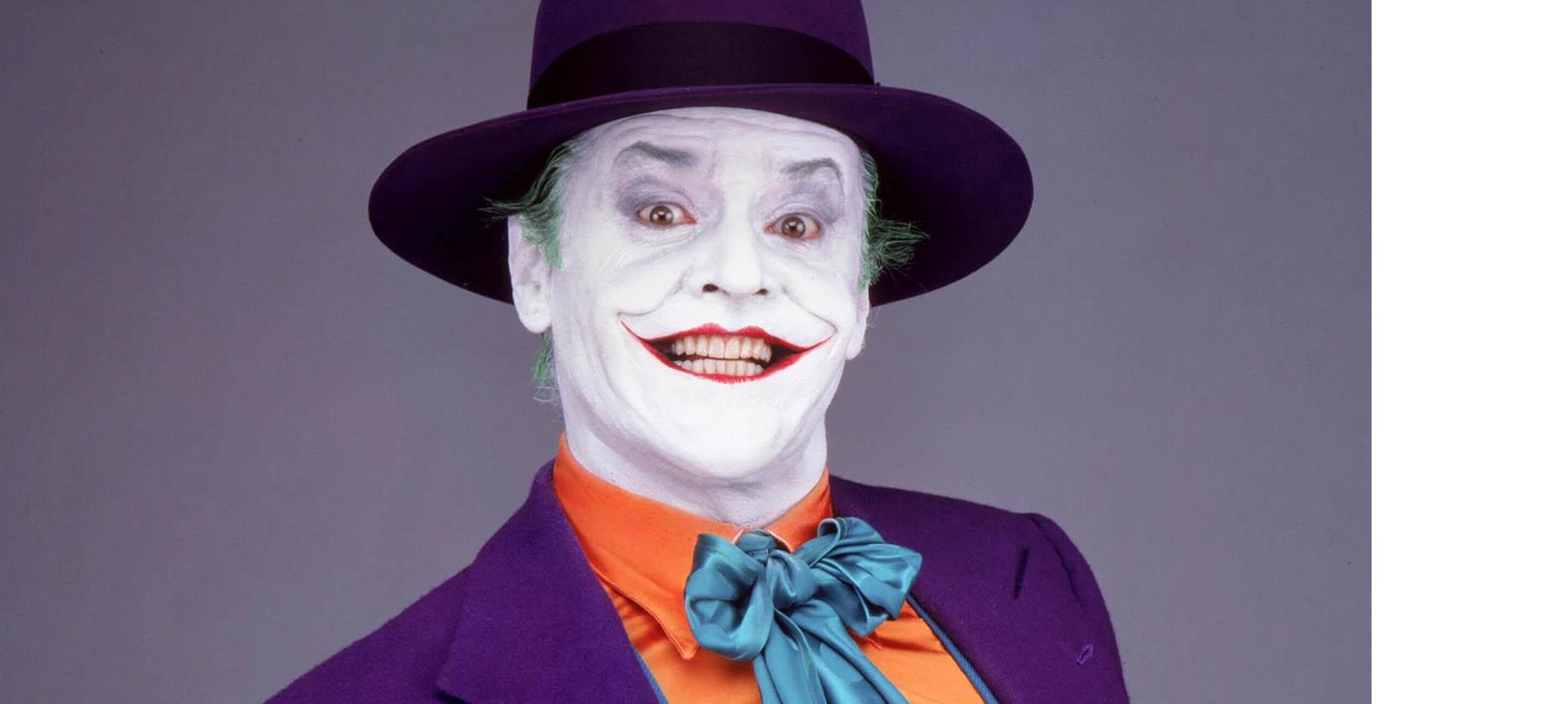Photos of Jack Nicholson as The Joker from Batman 1989