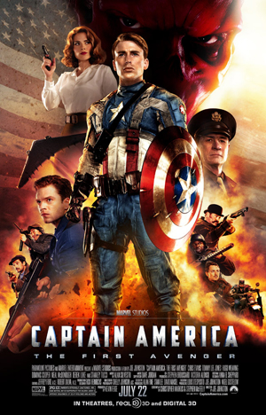 Cap America The First Avenger