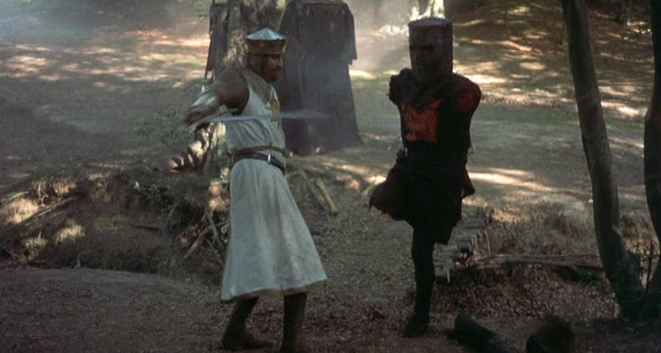 The Word Fuck Monty Python 14