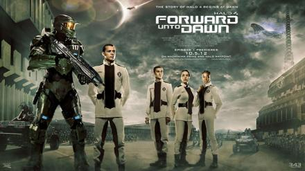 Halo Forward Unto Dawn